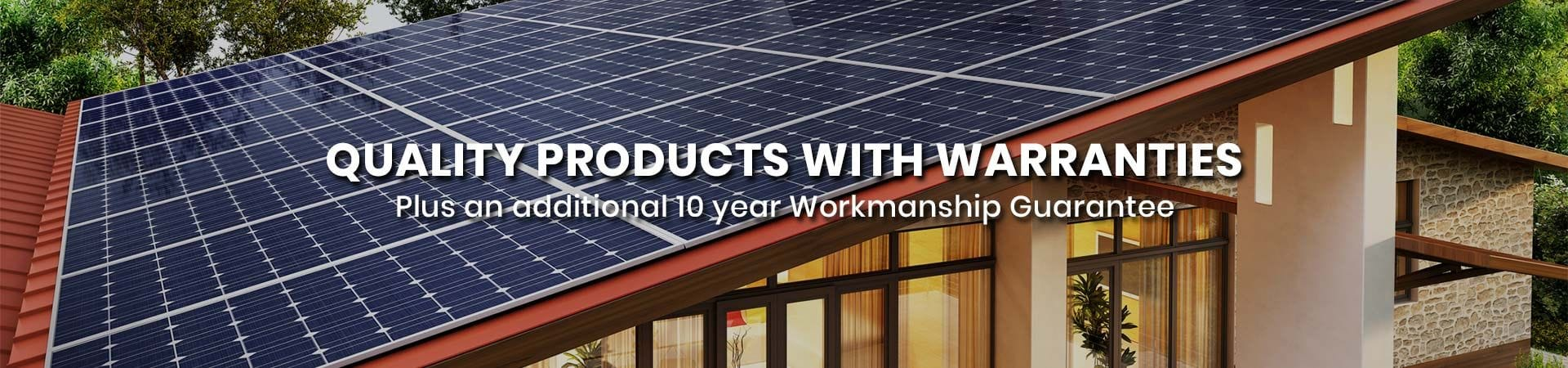 Residential Solar Panels and Solar Systems QLD NSW