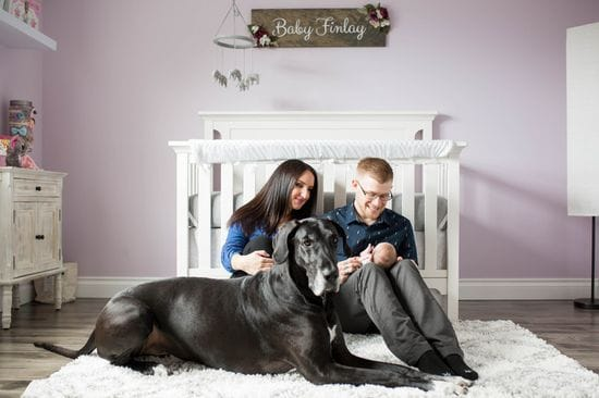 At-Home Newborn Session | Durham Region Newborn Photographer