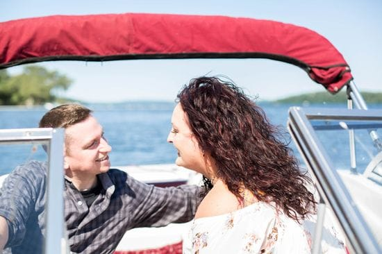 Rice Lake Engagement Session | Taryn & Chris | Durham Region Wedding Photographer
