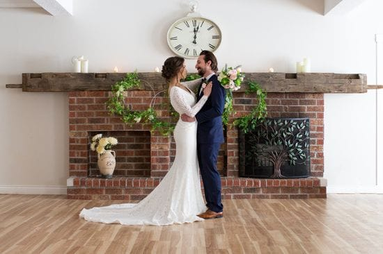 A Rustic Spring Wedding | Summerlea Golf Club | Durham Region Wedding Photographer