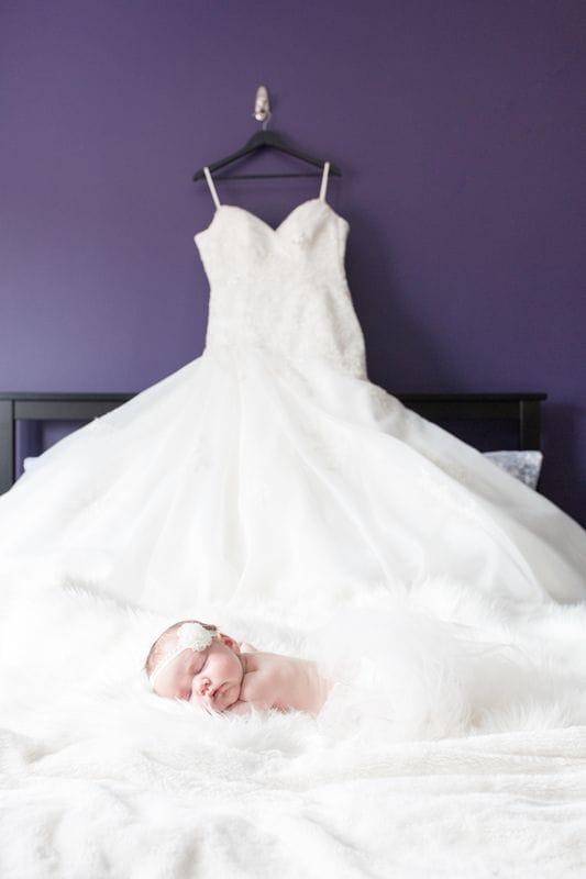 A Beautiful Family's New Addition | Durham Region Newborn Photographer
