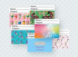 Got It Covered | Name Labels