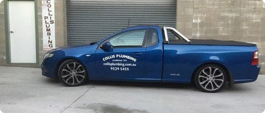 Collis Plumbing PTY LTD