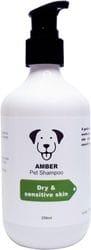 Amber Pet Shampoo (Dry & sensitive skin)