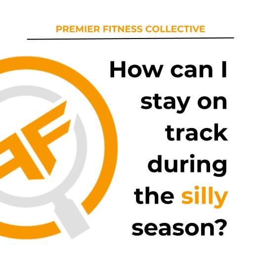 How can I stay on track during the silly season?
