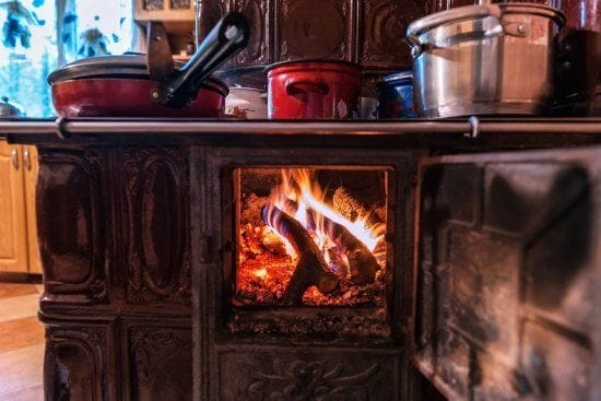 Wood Stove Cooking-The Old Fashioned Way