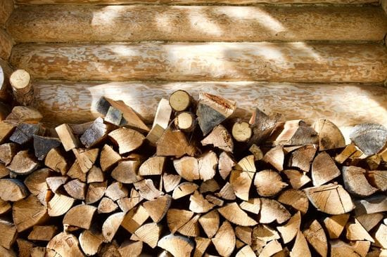 Our Top Tips On Firewood Storage For Your Wood Cook Stove