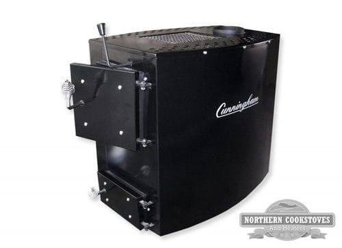 The Cunningham Wood Burning Heater
