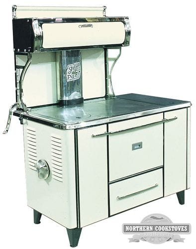 The Margin Gem Pac Wood Cook Stove