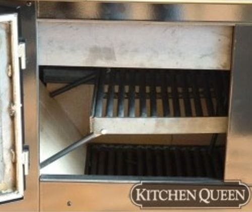 The Kitchen Queen 380 Wood Cook Stove
