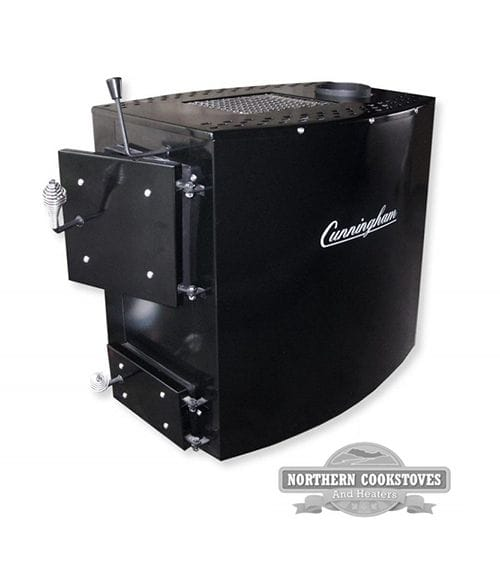 The Cunningham Wood Burning Heater