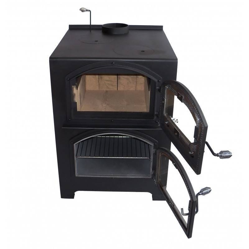 The Grand Wood Cook Stove