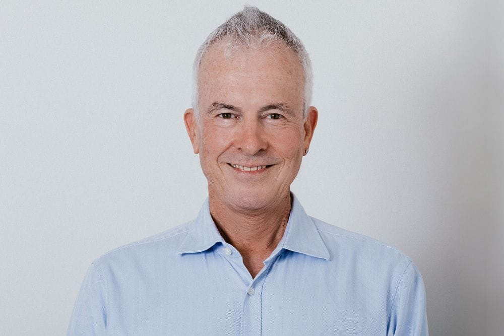 Geoff Beaty, naturopath and herbalist at Cassia Wellness Clinic on the Gold Coast