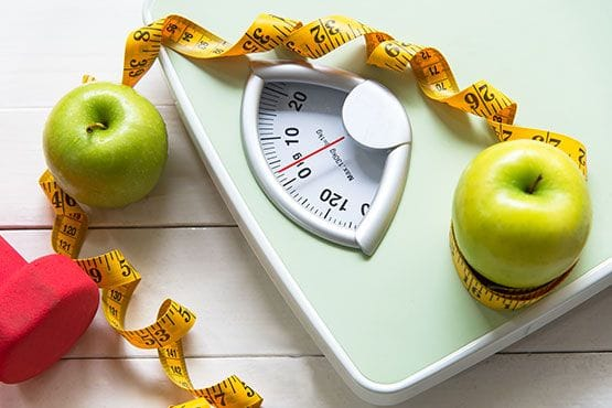Naturopathy can help treat weight loss