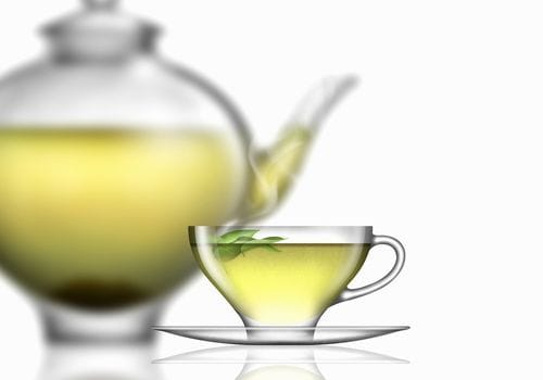 Reading the green tea leaves