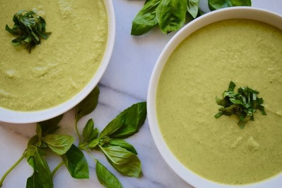 Basil Broccoli recipe