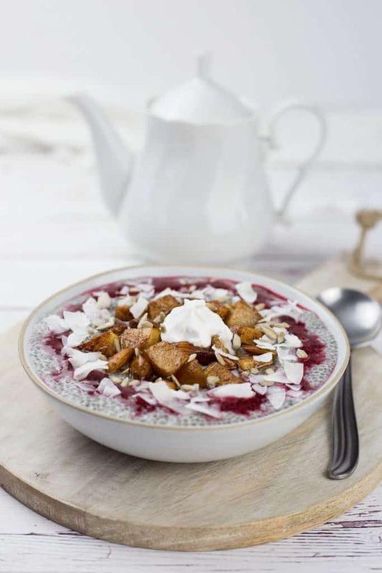 An Amazing Recipe from Beth: LSA Porridge