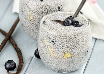 Extra-Easy Chia Pudding