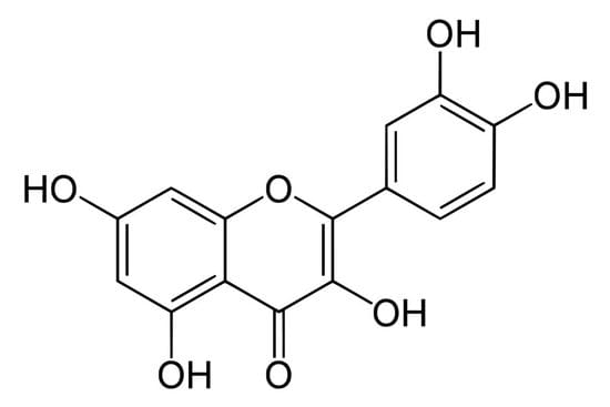 Quercetin and Luteolin Improve the Anticancer Effects of 5-Fluorouracil