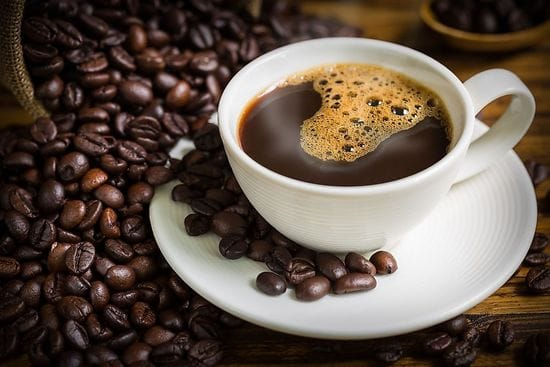 Coffee benefit