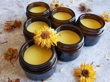 Calendula Cream to Restore Skin Health