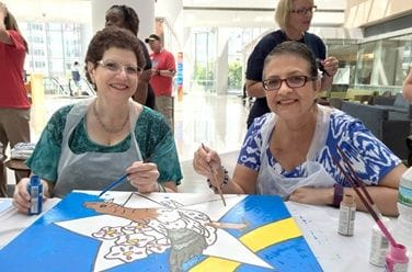 Art Therapy Can Help Reduce Physical Pain ans Anxiety