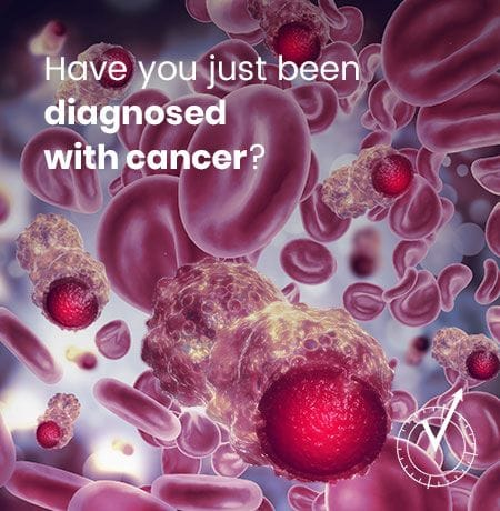 Have you just been diagnosed with cancer?