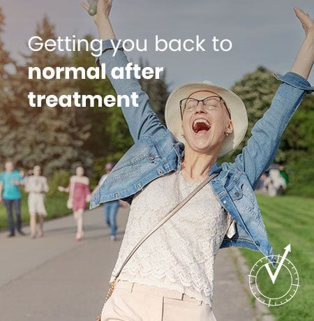 Getting you back to normal after treatment