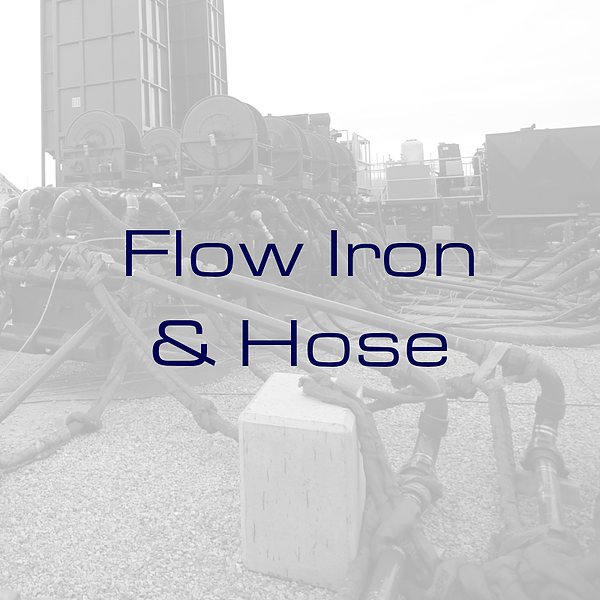 FLOW IRON & HOSE