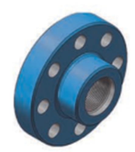 API THREADED FLANGE