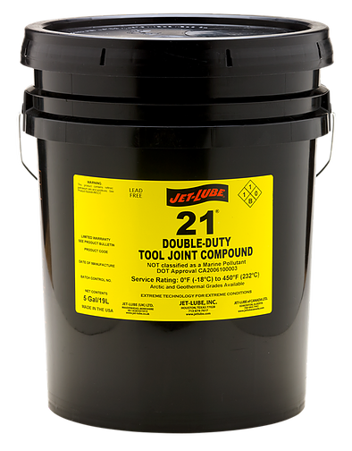 JET-LUBE 21 THREAD COMPOUND