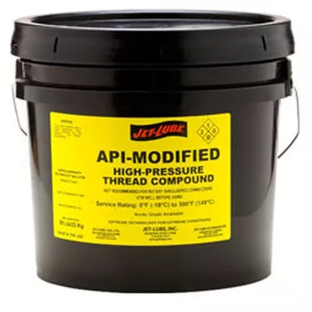 JET-LUBE API MODIFIED THREAD COMPOUND