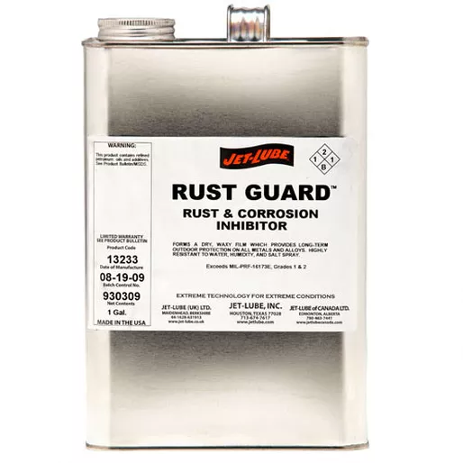 JET-LUBE RUST GUARD