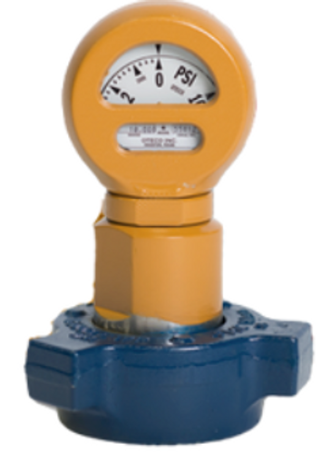 Pressure Gauge – Model 6 FIG 1502 Ends