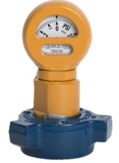 Pressure Gauge – Model 7 FIG 1502 End