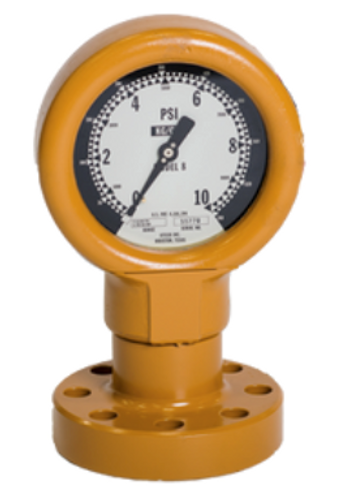 Pressure Gauge – Model 8 API Flanged End