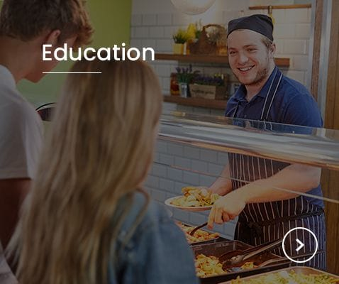 Education Facilities we Service | Keen restaurant Services