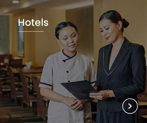Keen Restaurant Services Inc. Services Hotels