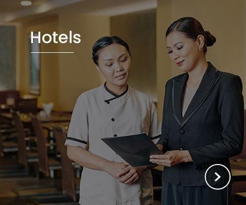 Hotels we Service | Keen Restaurant Services