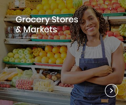 Grocery Stores and Supermarkets we Service | Keen Restaurant Services