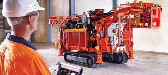 Surface Core Drill Rigs