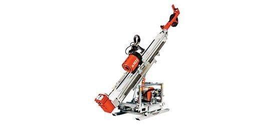 DE142 Compact Core Drill Rig