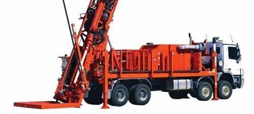 (UDR1200) DE881 Multi-purpose exploration drill