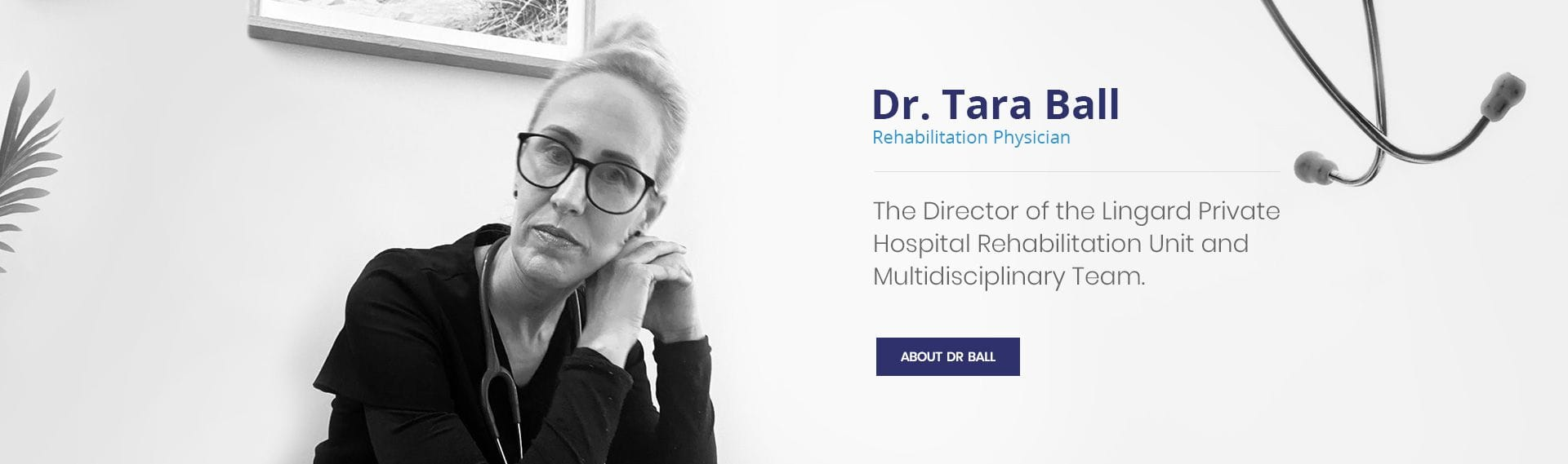 Dr Tara Ball Rehabilitation Physician in Merewether, NSW