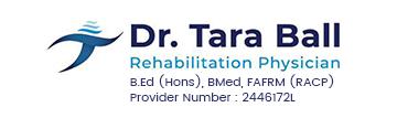 Dr. Tara Ball Rehabilitation Specialist