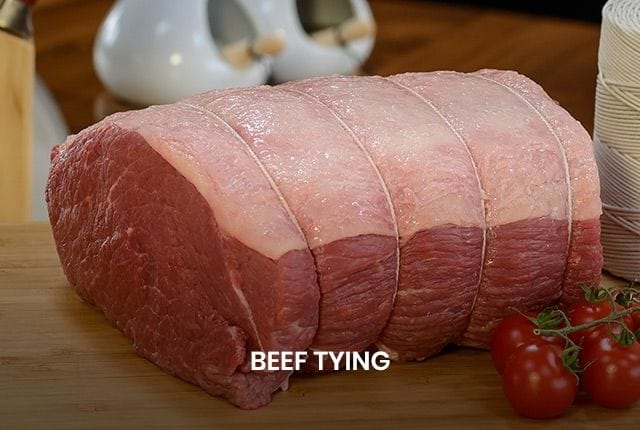 Beef Tying