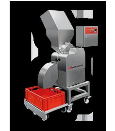 Foodlogistik ShreddR Compact