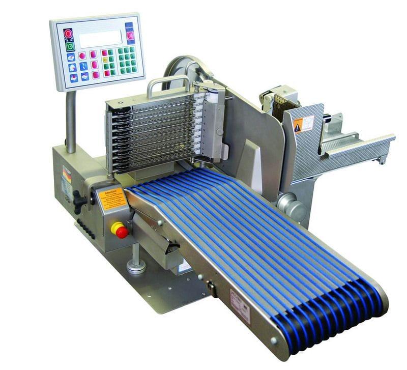 Jaccard VA4000AT Automatic Stacker Slicer