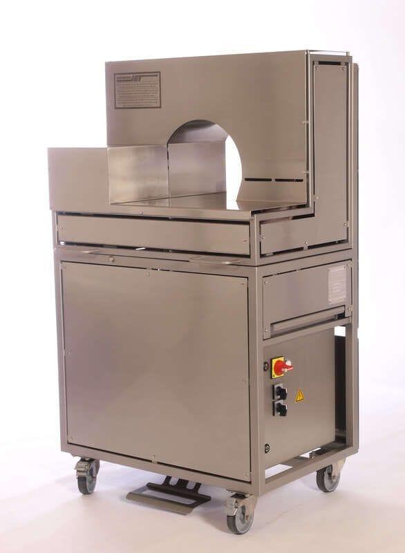Siebeck Machine a ficeler Semi-Automatique pour Viande FRT-S