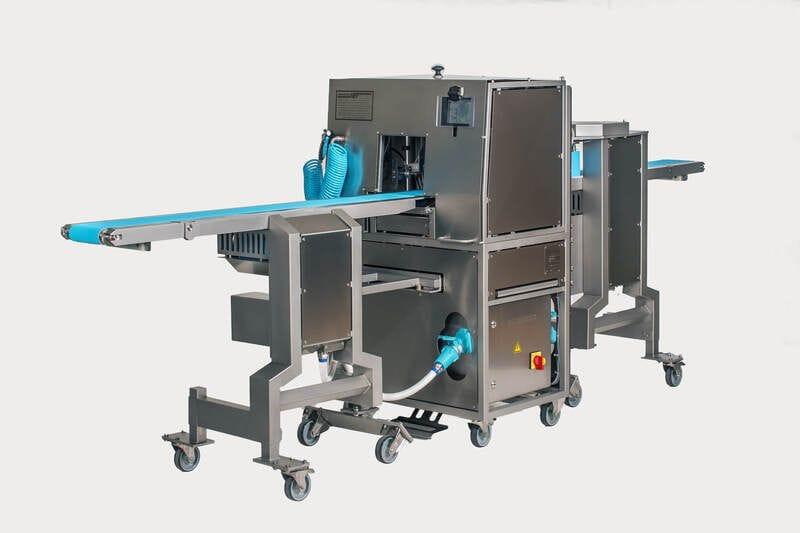 Siebeck Machine a ficeler Automatique pour Viande FRT-A